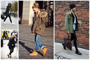 Обувь под парку: как создать стильный и модный лук