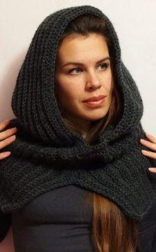 Шапка-шарф «труба» – стильное завершение повседневного образа