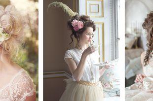 Стиль рококо в современной одежде