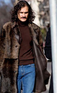 Мужские шубы: выбираем стильный вариант на зиму 2018