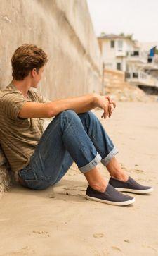 Слипоны в мужском гардеробе: продолжаем ценить удобство