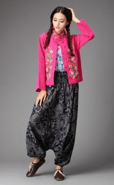 Шаровары — одежда для женщин, жаждущих разнообразия
