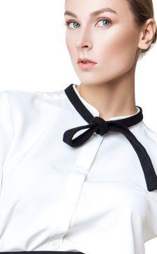 Как выбрать фасон блузы