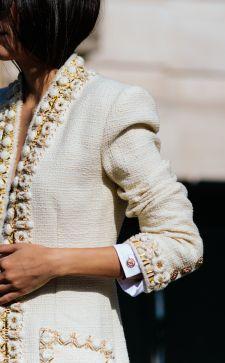 Жакет в стиле Шанель — неумирающая классика
