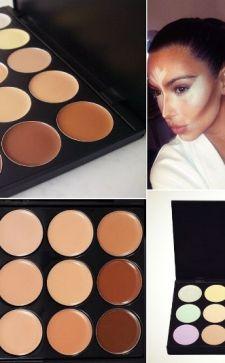 Как использовать в офисном и вечернем макияже сухие корректоры для лица: секреты мастеров мейкапа и особенности выбора