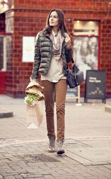 Асимметрия, обилие фактур и декоративных вставок — фасон куртки 2017