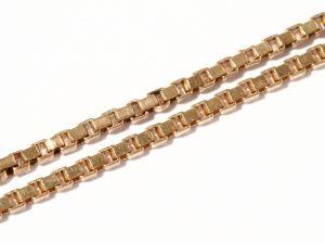Венецианское плетение – застывшее золотое кружево
