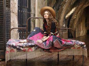 Этнический стиль в одежде 2018 года:  образы с платьями и рубашками