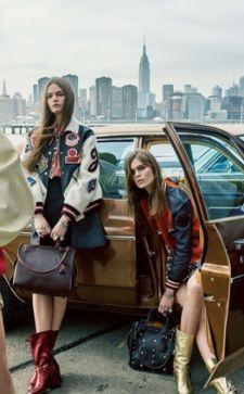 Американский стиль одежды: непринужденность и простота кроя