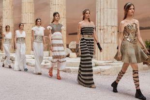 Что приготовил модный дом Chanel в 2018 году: французская элегантность навсегда