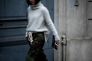 Элегантные модели женских свитеров 2019