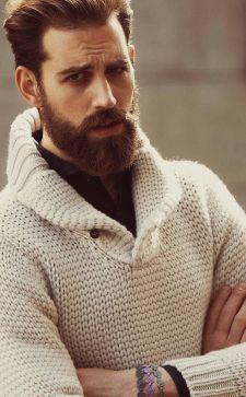 Стильный мужской пуловер: как и с чем носить
