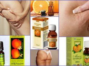 Лучшие антицеллюлитные масла для восстановления молодости, упругости и гладкости кожи