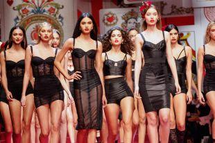 Роскошный бренд Dolce & Gabbana: золотой 2019 год