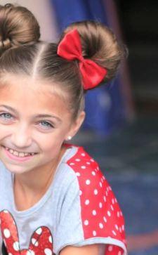 Легкие прически для девочек и подростков: идеи для коротких и длинных волос