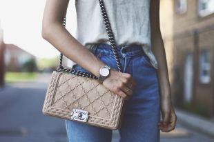 Chanel Boy: легендарная сумочка от Карла Лагерфельда