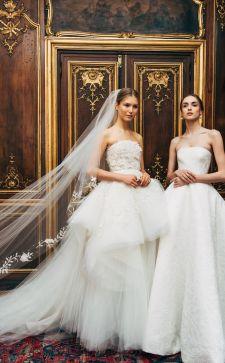 Свадебные платья 2018 года: от провокации к деликатному соблазну