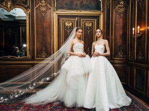 Свадебные платья 2020 года: от провокации к деликатному соблазну