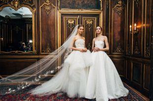 Свадебные платья 2018 года : от провокации к деликатному соблазну