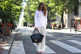Белые женские брюки – стильное решение для современной женщины