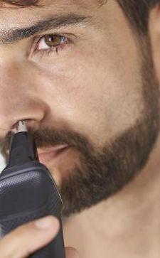 Триммер для носа и ушей: компактное устройство для удаления волос