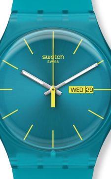 Часы Swatch: особенности и разнообразие моделей
