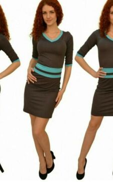 Спортивные платья: секреты выбора модного фасона