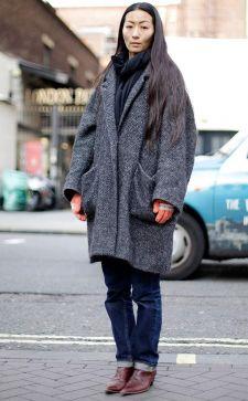 Пальто-кокон: уют, грация и безупречный вкус на все времена