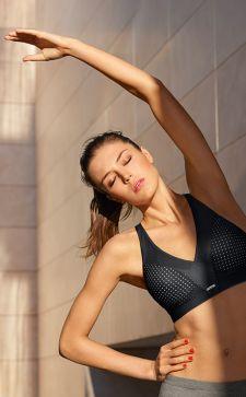 Спортивный бюстгальтер: пикантная деталь для комфорта современной женщины