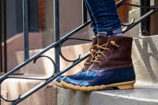 Резиновые ботинки 2018 – универсальная обувь для межсезонья