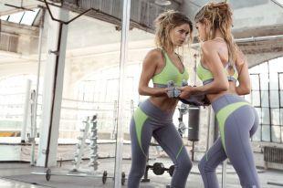 Женская спортивная одежда: модные и удобные образы