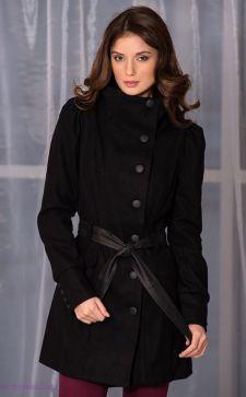 Модное расклешенное пальто – воплощение строгой элегантности с кокетливостью