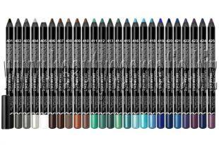 Деликатный карандаш-каял для глаз: особенности использования и рейтинг лучших