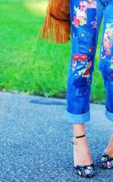 Как сделать заплатки на джинсах: лучшие советы