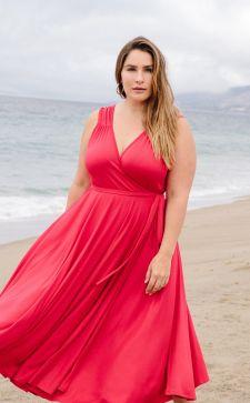 Как выбрать платье для женщин с животом: управляем достоинствами, скрываем недостатки