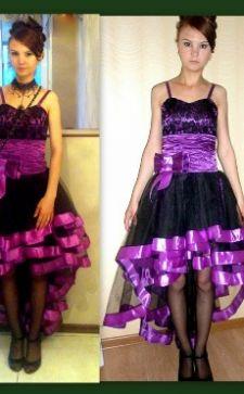 Короткие выпускные платья: фото, особенности и преимущества