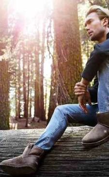 Мужские угги: разновидности и преимущества