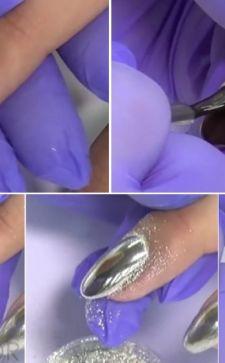 Как сделать втирку на ногтях: советы от нейл-мастеров