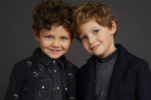 Подборка модных стрижек для мальчиков
