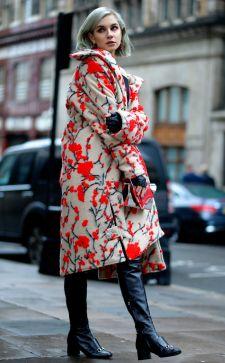 Модная верхняя одежда на зиму 2017