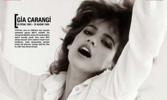 Джиа Мари Каранджи – легендарная девушка с обложки