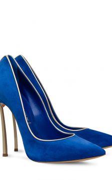 Замшевые туфли для женщин: самые стильные летние и вечерние варианты