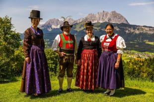 Немецкая национальная одежда: особенности, разновидности и цвета