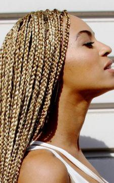Африканские косички: простой способ подчеркнуть индивидуальность и креативность