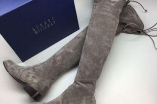 Ботфорты Stuart Weitzman: идеальная обувь для женщин