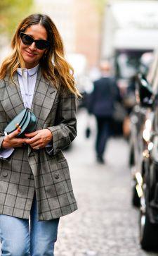 Удлиненные пиджаки: особенности моделей и трендовый дизайн 2018 года