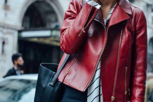 Модные кожаные куртки 2017-2018: шикарные варианты для девушек и женщин с любым жизненным ритмом