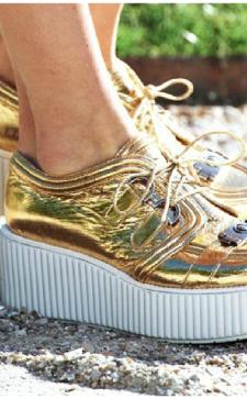 Криперсы — модный тренд сезона для любого возраста