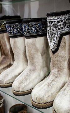 Женские унты: стильная обувь на зиму, с которой не страшны морозы