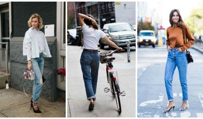 Воплощение мечты о свободе и эмансипации – стильные женские джинсы-американки